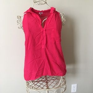 Splendid Hot Pink Sleeveless Top-S